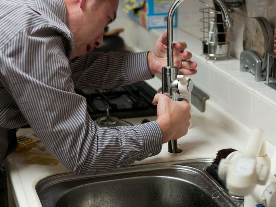 Sink & Drain Plumbing in Toronto