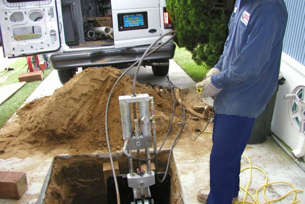 Sewer Trenchless Replacement Technology