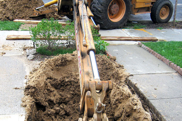 Sewer and Water Main Repair and Replacements